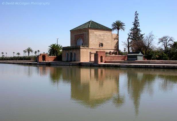 Menara Pavilion, Marrakesh