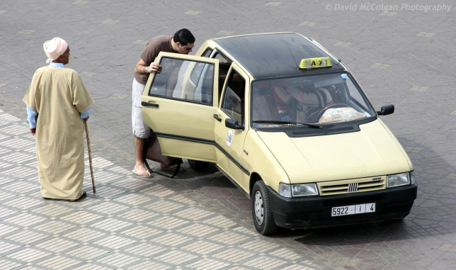 Local Taxi Rank