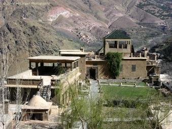 Kasbah du Toubkhal, Imlil