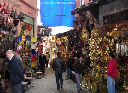 Souk, Marrakesh