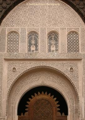 Medersa Ben Youssef College, Marrakesh