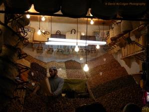 Souk Stall, Marrakesh