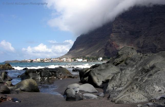 Playa de la Calera, La Gomera