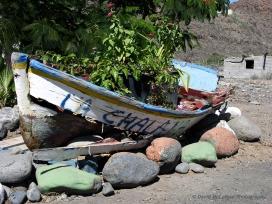 Old Boat, Playa de Santiago, La Gomera