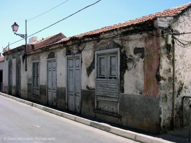 Old Houses, San Sebastian de La Gomera