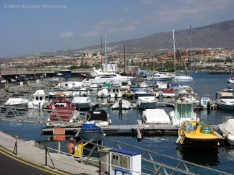 Club Nautico Puerto Colon, Tenerife