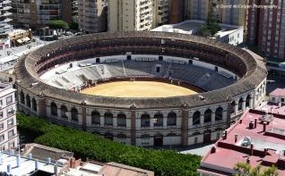 La Malagueta Bullring, Malaga