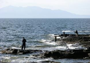 Sea Fishing at Troon