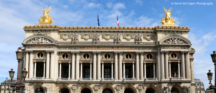 Palais Garnier, Opera House