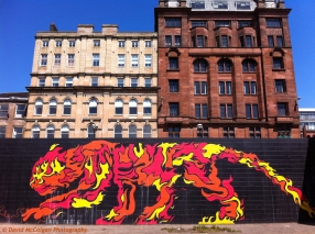 River Clyde Street Art