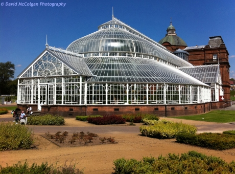 Peoples Palace, Glasgow Green