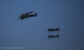 de Havilland DH.84 Dragon and DHC-1 Chipmunks