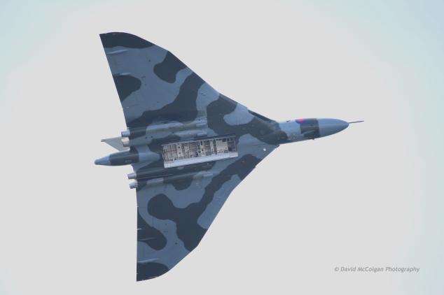 RAF Vulcan XH558