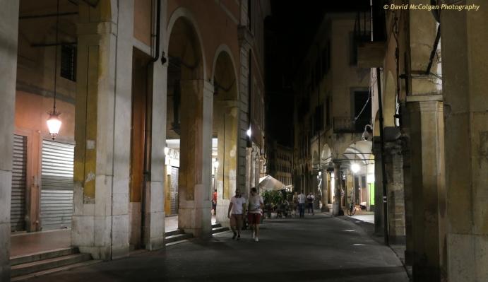 Borgo Stretta, Pisa