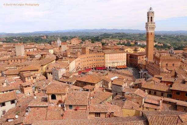 Torre del Mangia, Piazza del Campo, Siena