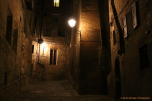 Siena Alleyways