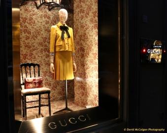 Gucci Fashion Store