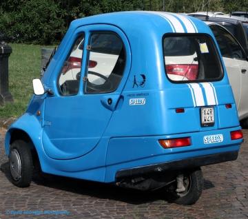 Riscio Elettrico Car