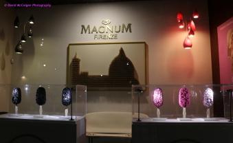 Magnum Ice Cream Shop