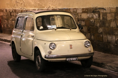 Old Style Fiat 500