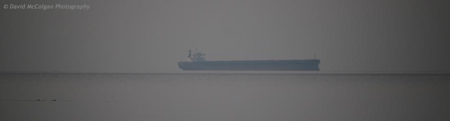 Floating Oil Tanker