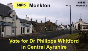 Monkton Poster