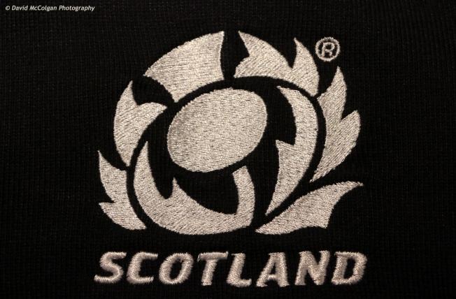 Scottish Rugby Strip Logo