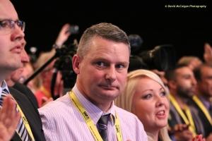 Councillor John Wallace for Ayr East