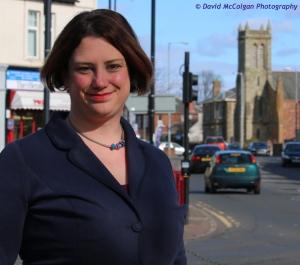 Jennifer at Prestwick Cross