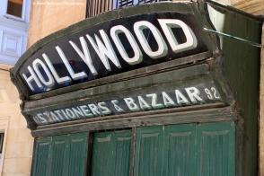 Old Shop Front, Valletta