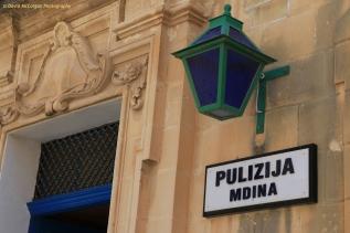 Police Station, Mdina