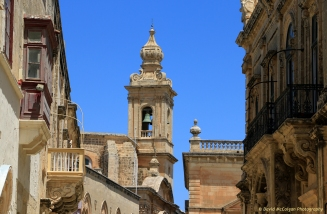 Carmelite Priory, Mdina