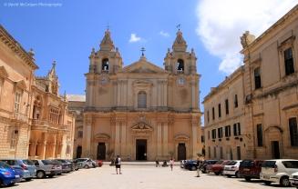 St. Paul's Cathedral, Pjazza San Pawl, Mdina