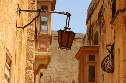 Mdina Street Lights
