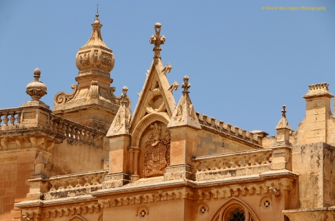 St John's Cathedral, Mdina