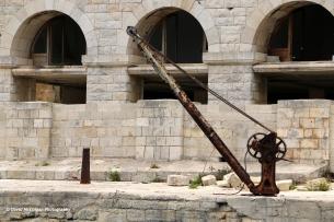 Old Winch at Valletta