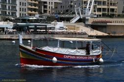 Captain Morgan Cruises, Sliema