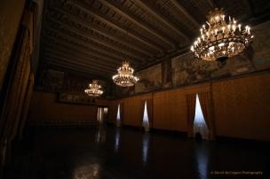 The Throne Room, Grandmaster's Palace, Valletta