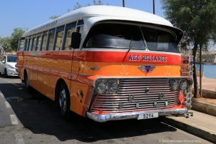 AEC Reliance Bus from the 1950's