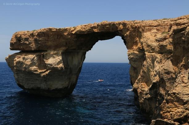 Azure Window near Dwejra Bay, Gozo