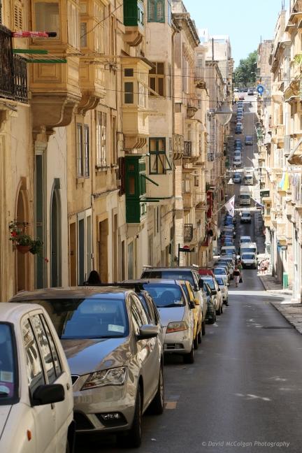 Old Mint Street, Valletta