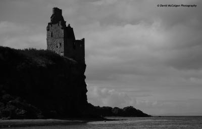 Greenan Castle, Ayr