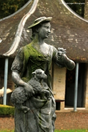 The Shepherdess, Hercules Gardens, Blair Castle