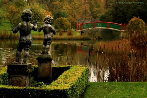 Hercules Gardens, Blair Castle