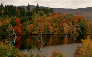 River Tummel from The Green Park Hotel, Pitlochry