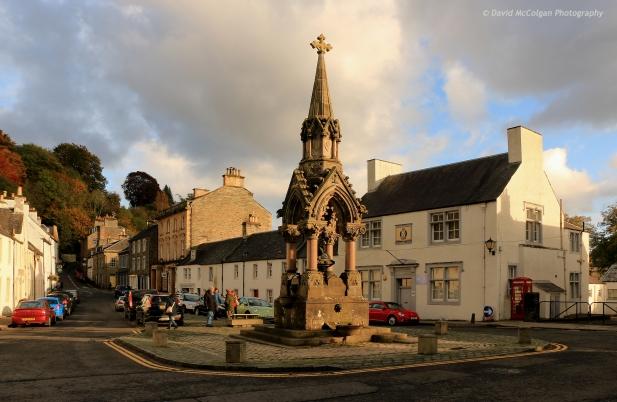 Atholl Memorial Fountain, Dunkeld