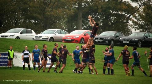 Marr RFC v Jed-forest RFC - Sat 29th October 2016