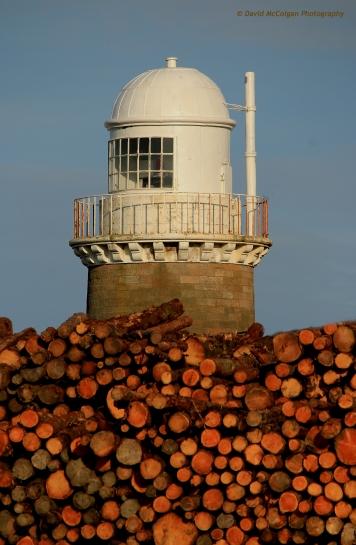Port of Ayr Lighthouse