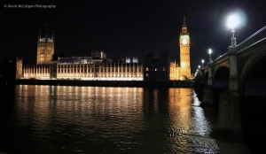 House of Commons and Palace of Westminster