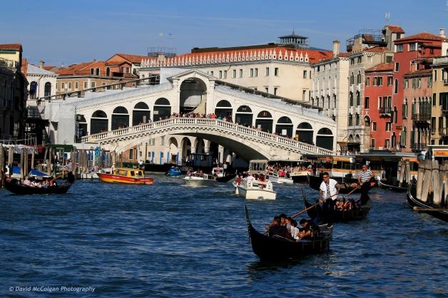 Rialto Bridge, Grand Canal
